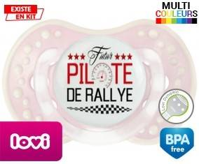 Futur pilote de rallye style2: Sucette LOVI Dynamic-su7.fr