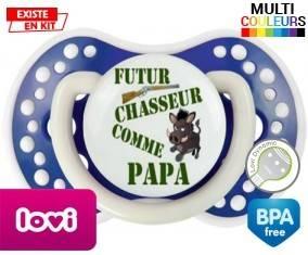 Futur chasseur comme papa: Sucette LOVI Dynamic-su7.fr
