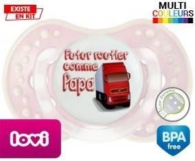 Futur routier comme papa: Sucette LOVI Dynamic-su7.fr