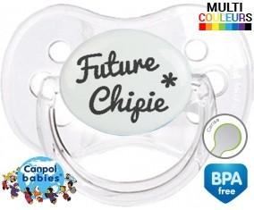 Originale future chipie: Sucette Cerise-su7.fr
