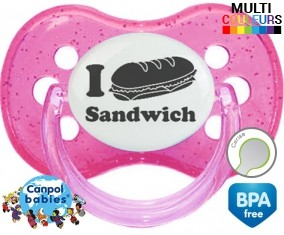 Originale i love sandwich: Sucette Cerise-su7.fr