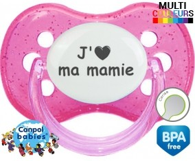 Coeur j'aime ma mamie: Sucette Cerise-su7.fr