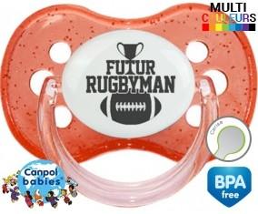 Futur rugbyman: Sucette Cerise-su7.fr