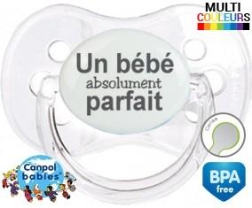 Personnalisée bébé absolument parfait: Sucette Cerise-su7.fr