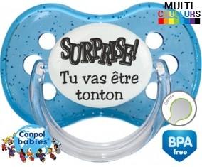 Surprise tu vas être tonton: Sucette Cerise-su7.fr