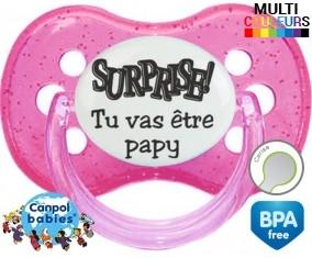 Surprise tu vas être papy: Sucette Cerise-su7.fr