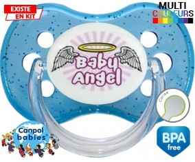 Baby angel style2: Sucette Cerise-su7.fr