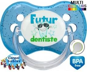 Future dentiste : Sucette Cerise personnalisée