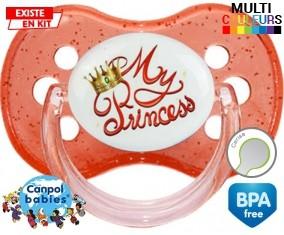 My princess: Sucette Cerise-su7.fr