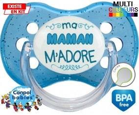 Ma maman m'adore (garcon): Sucette Cerise-su7.fr