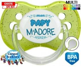 Mon papy m'adore (garcon): Sucette Cerise-su7.fr
