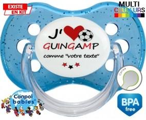 J'aime guingamp + prénom: Sucette Cerise-su7.fr