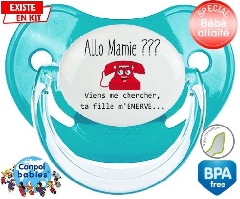 Allo mamie: Sucette Physiologique-su7.fr