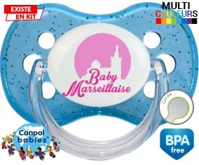 Baby marseillaise: Sucette Cerise-su7.fr