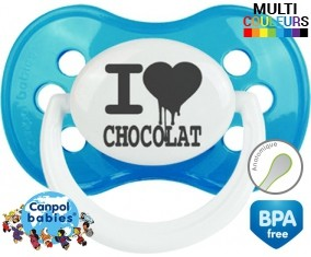 I love chocolat style1: Sucette Anatomique-su7.fr