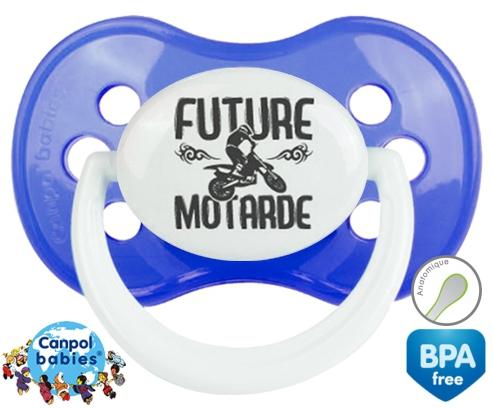 Future motarde style1: Sucette Anatomique-su7.fr