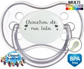 Chouchou de ma tata: Sucette Anatomique-su7.fr