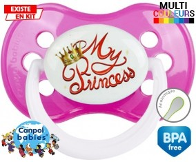 My princess: Sucette Anatomique-su7.fr