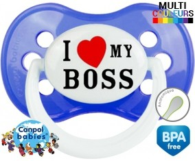 I love my boss: Sucette Anatomique-su7.fr