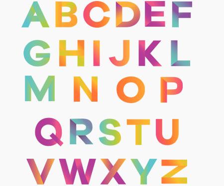 Boîte à tétine Prénom ou texte personnalisée alphabet style-61