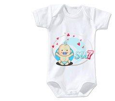 body bébé avec manches