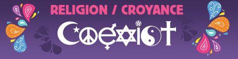 Design pour religion personnalisé