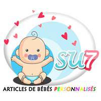tétine et articles de bébé personnalisée